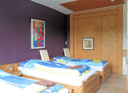 Übernachtung Fremdenzimmer